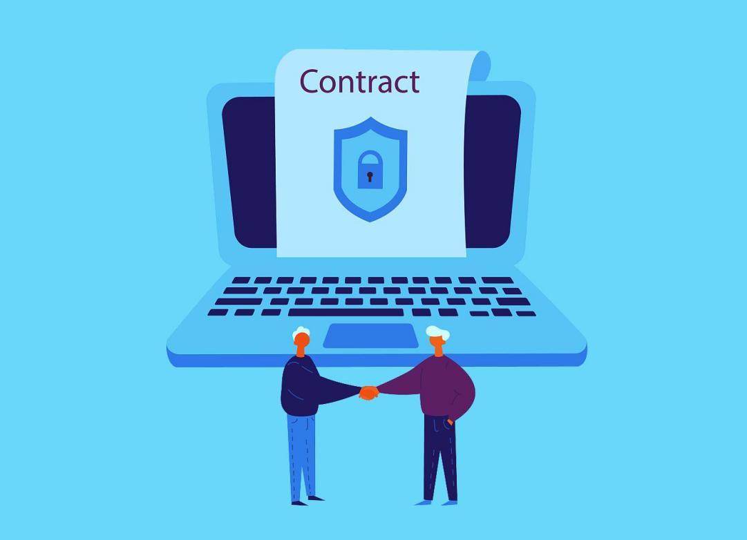 电子协议与电子合同有什么区别?